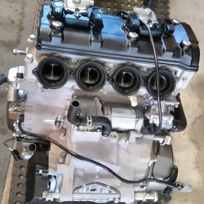 Engine and Carbys